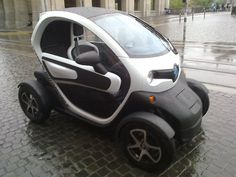 Check out this contraption on the Swiss roads…Renault Twizy