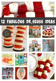 12 Fabulous Dr. Seuss Ideas #MomsCheckIn - Spaceships and Laser Beams