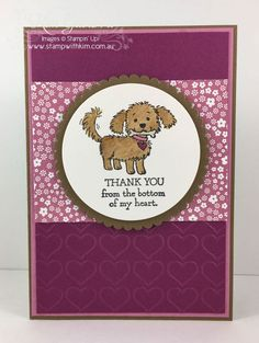 Bella & Friends – Stampin' Up!