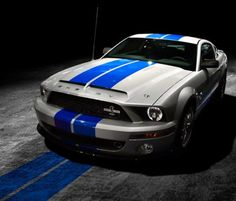 American Dream! Stunning Ford Mustang