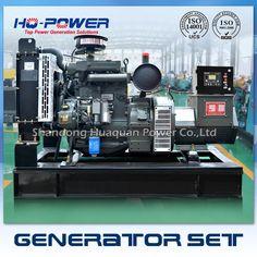 name generator chinese 30kw small alternator weichai diesel generating