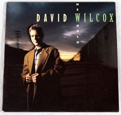 David Wilcox 1994 New World Promo Single CD Pop Music Cardboard Sleeve Rare NM #PopBalladFolk1990s