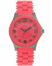 1c12a00a2 Marc by Marc Jacobs Watches Time Only Pelly Watch MBM2590 Rubber Bracelets,  Stylish Outfits,