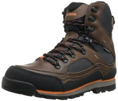 Northside Mens Base Camp Hiking BootDark Brown95 M US >>> You can get more details by clicking on the image.