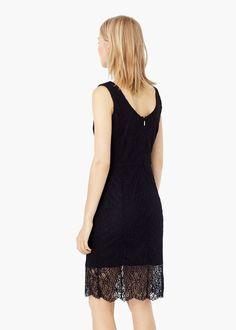 Koronkowa sukienka | MANGO http://shop.mango.com/PL/p0/kobieta/odziez/sukienki/koronkowa-sukienka/?id=51070296_99&n=1&s=prendas.blusas&ident=0__0_1450559974951&ts=1450559974951&p=393&page=22