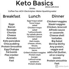 Keep it simple 👍🙌 How does your favorite keto meal look like? If you'r… Keep it simple 👍🙌 How does your favorite keto meal look like? If you're a Keto newbie… don't over think it. If you have to ask yourself… Keto Food List, Food Lists, Keto Diet Grocery List, Diet Menu, Comida Keto, Keto Pancakes, Keto Diet For Beginners, Keto Beginner, Basics Of Keto Diet