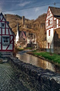 Monreal, Germany.