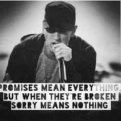 U did promise