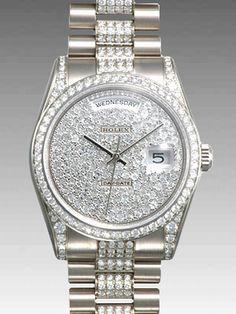 Rolex Daydate Bling    #rolex #rolexdaydate #luxury