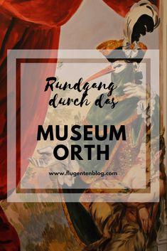 Ich nehme dich mit auf einen Rundgang durch das niederösterreichische museumORTH.  #Österreich #Museum #museumorth #orth