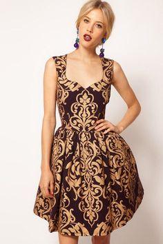Rock baroque: 50 Fashion finds - Rock baroque: 50 Fashion finds