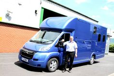 Very proud of our #horseboxes for sale. #KPHLTD #HorseHour #horseboxesforsale