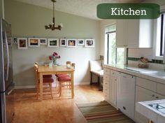 thissortaoldlife kitchen header house tour