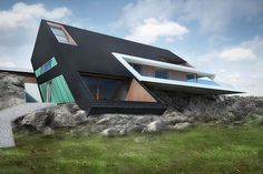 Klein Bottle holiday home