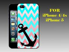 Chevron Anchor for iPhone 4 case, iPhone 5