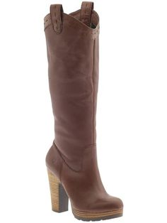 Lucky Brand - Northview Mid Shaft High Heel Boots