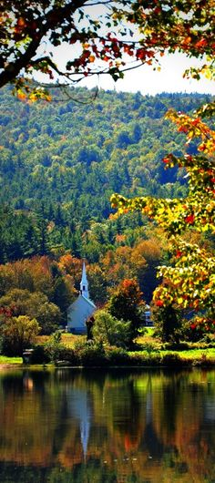 Beautiful Eaton, New Hampshire