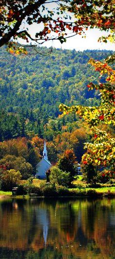 Beautiful Eaton, New Hampshire