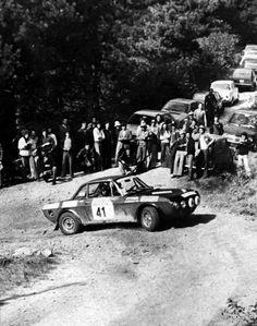 Rallye Sanremo - page 125 Alfa Giulia, Bad To The Bone, Rally Car, Vintage Cars, Classic Cars, Automobile, Legends, Racing, Garden