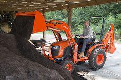 Kubota Tractors - B Series - B2301/B2601 - Kubota Tractor Corporation