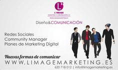 Nuevas formas de comunicar...  #comunicación #marketingdigital http://www.limagemarketing.es/servicios/ L'image Marketing | Agencia de Publicidad y Comunicación en Sevilla