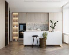 Modern Luxury Kitchens For A Grand Kitchen Luxury Kitchen Design, Best Kitchen Designs, Luxury Kitchens, Interior Design Kitchen, Cool Kitchens, Small Kitchens, Grand Kitchen, Rustic Kitchen, Kitchen Decor