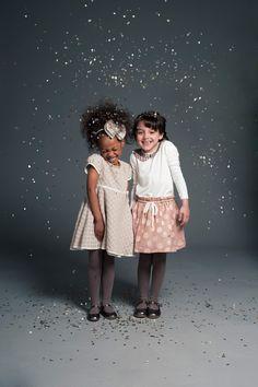 Hucklebones AW13 shoot by PhotosByTomTom / Tom Leighton  Girl's fashion / children's fashion / kid's fashion.