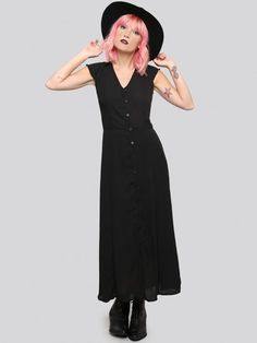Witching Hour Maxi Dress - Gypsy Warrior
