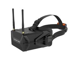 Eachine VR011 5 Inches 800x480 Diversity DVR Pro FPV Goggles 5.8G 40CH Raceband Build In Battery