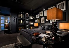 This is a very sexy room