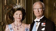 Zweeds koningspaar maakt studie van Litouwen - Blauw Bloed