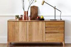 A Wooden Sideboard for a Contemporary Living Room Design | www.bocadolobo.com #bocadolobo #luxuryfurniture #exclusivedesign #interiodesign #designideas #sideboardideas #originalsideboards #creativesideboardesigns