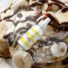 @idripcrepes  Your favorite Hazelnut Chocolate dressing with Banana Crepe in vape form is here.  Order Now:IDRIPCREPES.COM  Distro:sales@artofeliquids.com by vapeporn