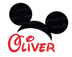 Disney Iron On Transfer, PERSONALIZED MICKEY EARS, Disney Ears, digital, Vacation, Disney World, Disneyland, Matching Family Shirts