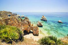 Praia Tres Irmaos, Portugal