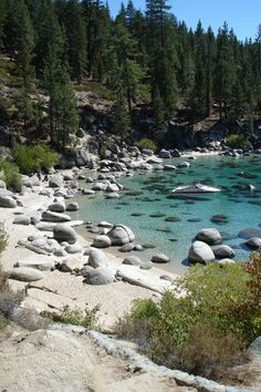SECRET COVE...Lake Tahoe...my favorite beach