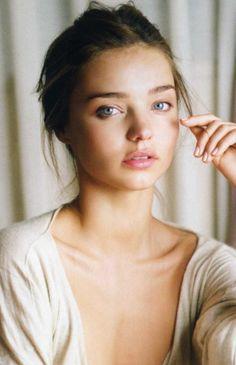 Danchone — facessobeautifulthurts: Miranda Kerr