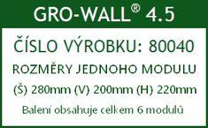 Instalace Vertikálních zahrad Gro-Wall® | Tabu Group s.r.o. Kladno Group, Wall, Walls