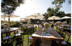 Southern California wedding venues on I Do Venues - Rancho del Cielo by Vala Events & shot by Next Exit Photography.