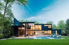 Beautiful Modern House Exterior Design Ideas