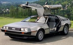 "DeLorean DMC 12   Article: ""Ten Failed Cars That Deserved More Recognition""."