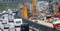 Milliarden-Investitionen - Rekord-Sommer: Noch nie wurde auf deutschen Autobahnen so viel gebaut wie 2016 - http://ift.tt/2c91W6f
