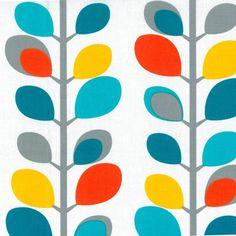 Tissu toile à drap coloré Janis