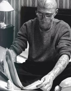 Rick Genest is the most beautiful person I have ever seen and I want to marry him <3