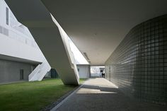 Gallery of The R&D and innovative port of Anting International Automobile City, Site D / Atelier Deshaus - 12