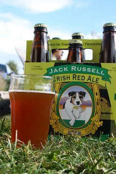 Jack Russell Brewing Company in the foothills of the Sierra's in Camino, CA