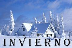 Vocabulario en imágenes. Maestra de Infantil y Primaria.: El invierno