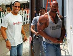 "I'm a huge fan of Dwayne ""The Rock"" Johnson. Everyone, and I mean EVERYONE at Power Athlete HQ loves The Rock (especially Cali)."