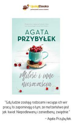 Miłość i inne nieszczęścia - Agata Przybyłek ebook, książka