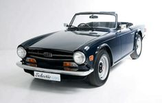Classic Summer Fun – The Triumph TR6   The Gentlemans Journal   The latest in style and grooming, food and drink, business, lifestyle, culture, sports, ...